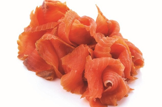 Smoked Salmon (Cold) 500g, 콜드훈제연어 500g