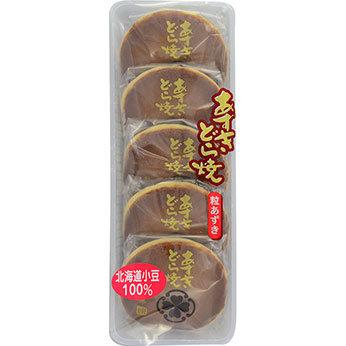 Dorayaki Red bean cake 5pc, 도라에몽 팥빵 5pc