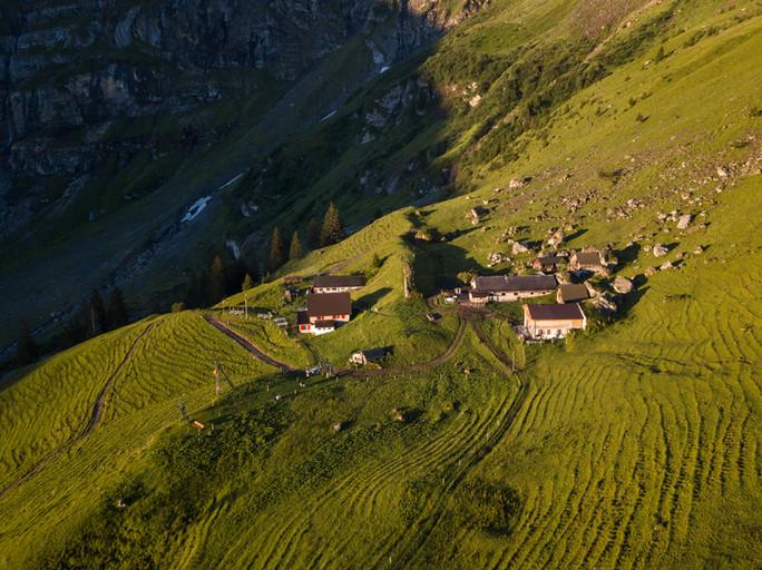Restaurant und Alp