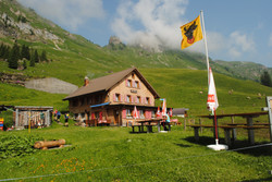 Bergrestaurant Musenalp 2015
