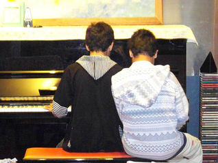 What childhood piano lessons can do for you