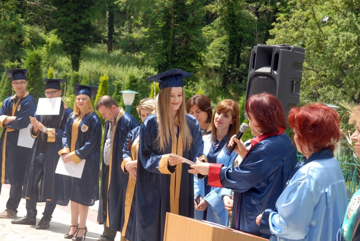 Ceremonia e Matures 2016 shkolla Wilson17