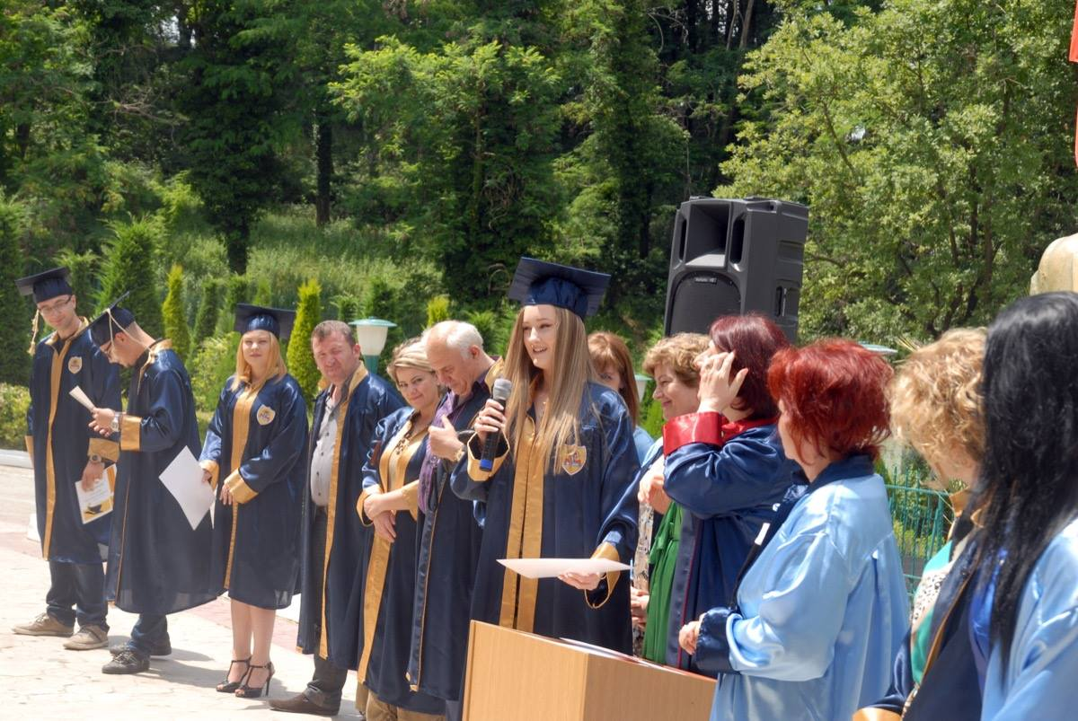 Ceremonia e Matures 2016 shkolla Wilson4