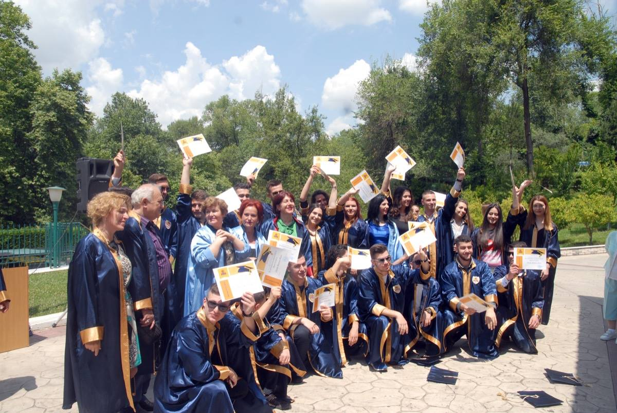 Ceremonia e Matures 2016 shkolla Wilson12