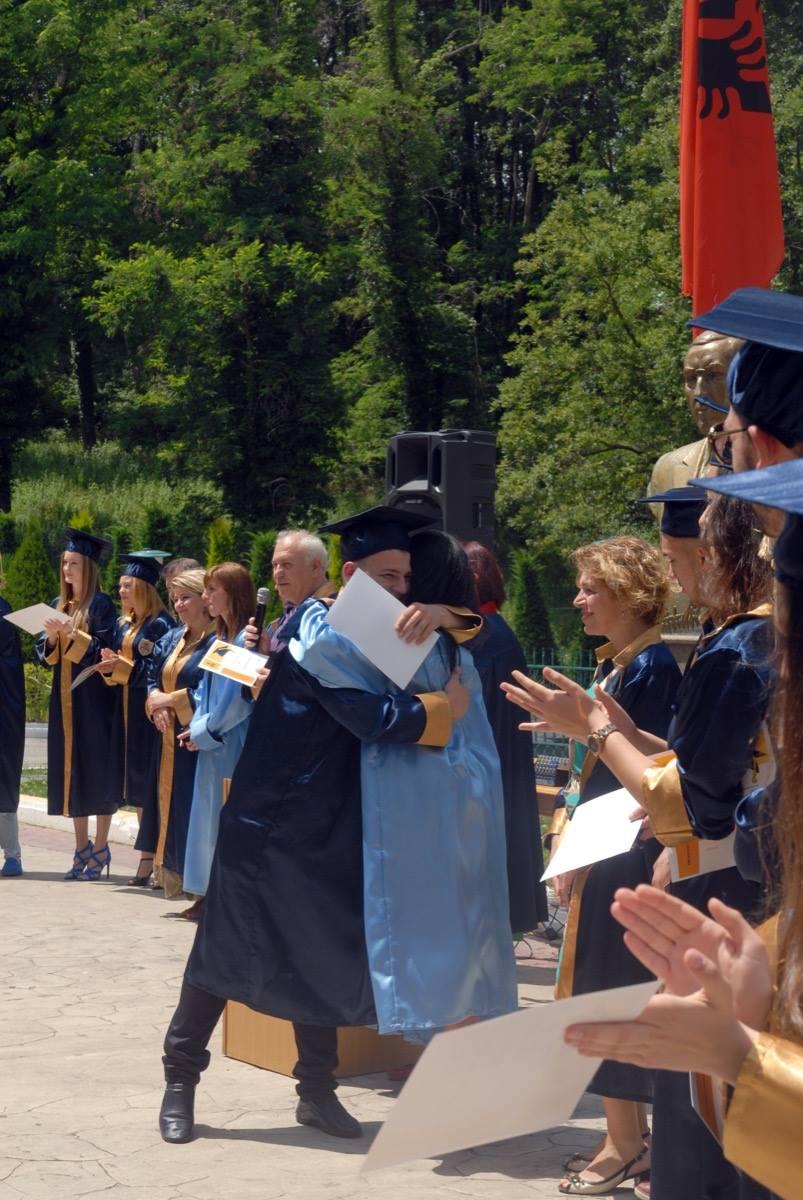 Ceremonia e Matures 2016 shkolla Wilson5