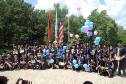 Ceremonia e Matures 2016 shkolla Wilson11