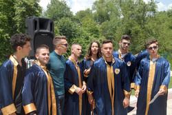 Ceremonia e Matures 2016 shkolla Wilson14