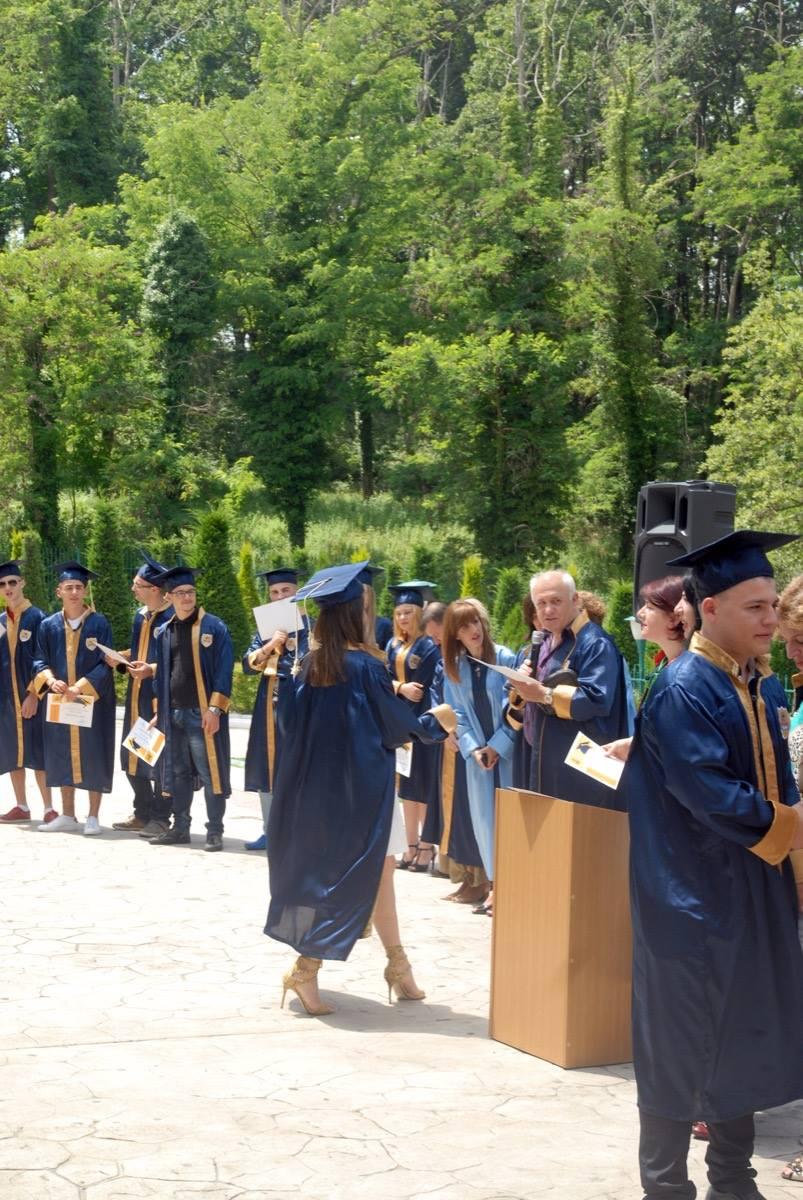 Ceremonia e Matures 2016 shkolla Wilson16