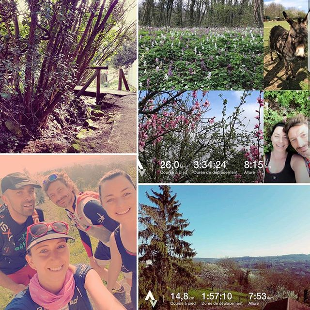 La Quentinoise de Raid4Rafael 👫👫 #trail #randotrail #trailrunning #running #run #instarun #stravar