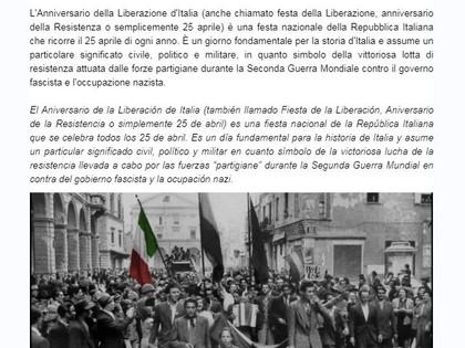 Dia de la Liberacion