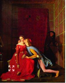"""PAOLO E FRANCESCA"" (DANTE Inferno V, 73.142)"