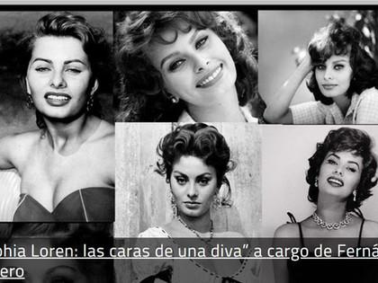 Sophia Loren: las caras de una diva