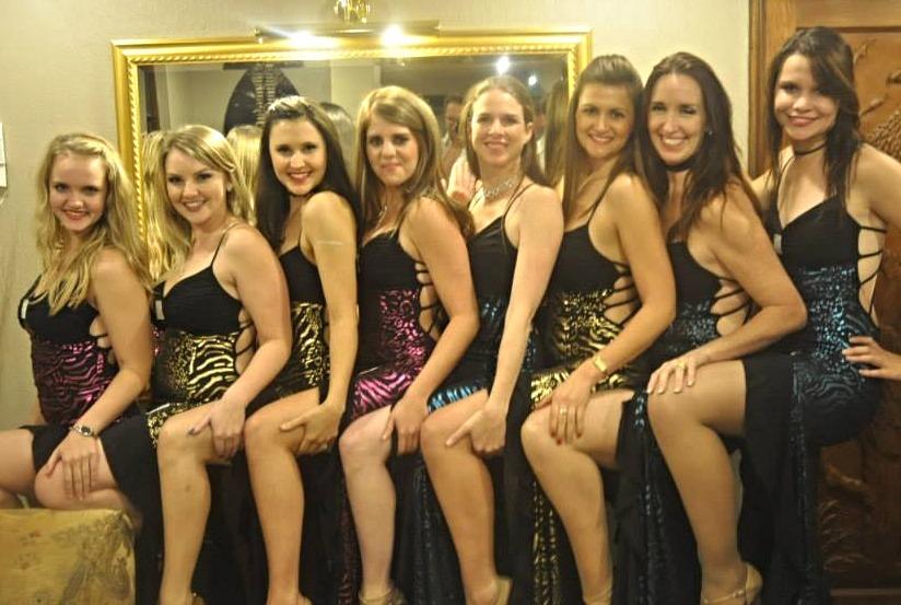 Ceroc Dance Team