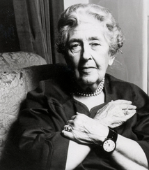 That Time Agatha Christie Boldly Requested More Flattering Author Photos