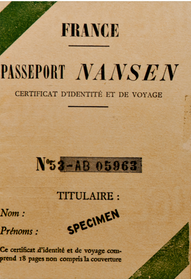 The Little-Known Passport That Protected 450,000 Refugees