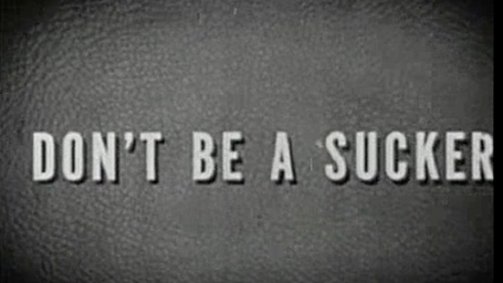 In 1947 the U.S. military produced this anti-fascist film to educate people on how to avoid falling for the hate speech of demagogues.