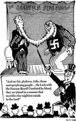 Dr. Seuss Goes to War