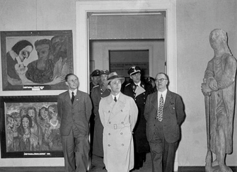 """Eighty Years Later, Two Exhibits Confront the """"Degenerate Art"""" Purge"""