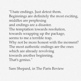 RIP Sam Shepard