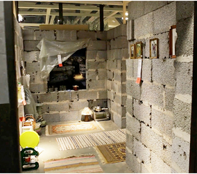 IKEA Recreates a Syrian Home in Showroom