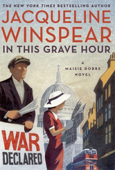 In this Grave Hour is the 13th Maise Dobbs book.