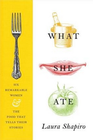 What She Ate Reveals The Plates and Palates of Six Notable Women