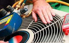HVAC installation and service