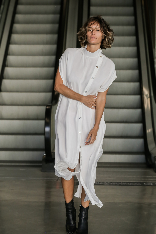 Sahara Dress SLow Fashion Vestido Multifuncional