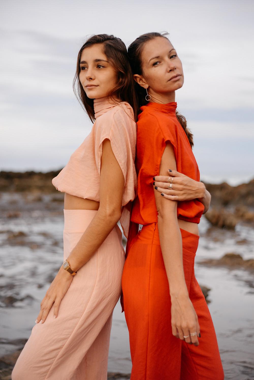 Narciso suit de lino - Slow Fashion Fibra Nómada