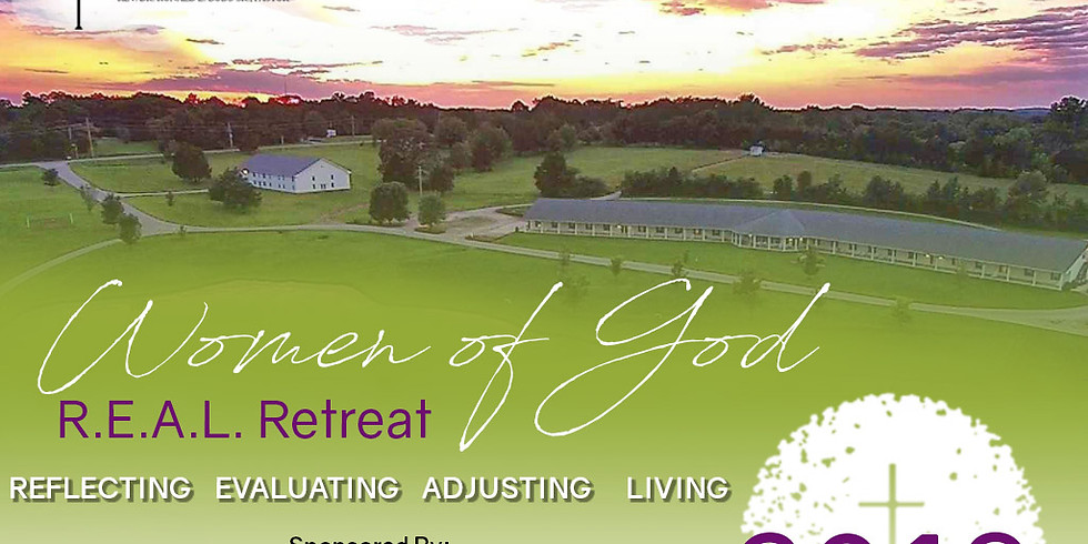 Women of God R.E.A.L. Retreat 2018