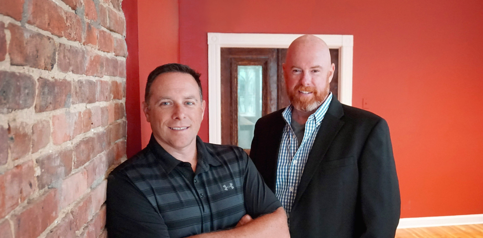 Jeff Kniffin and John Meechan of The Gallery Residential Brokerage