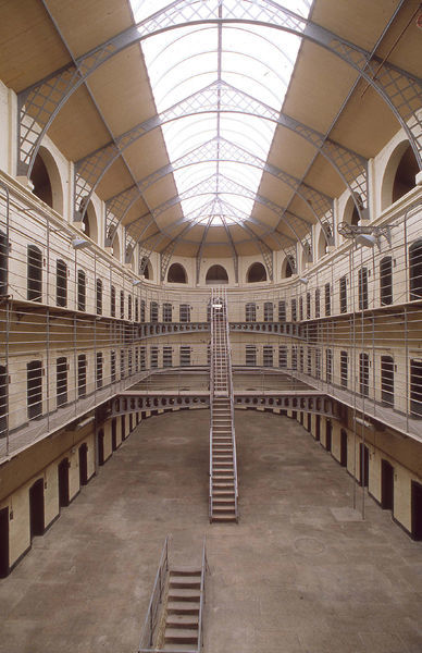 cells of Kilmainham Gaol