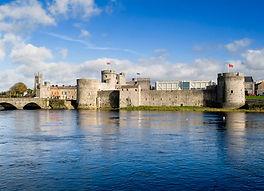 King John's Castle on the River Shannon