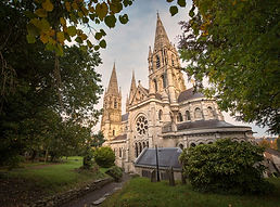 St Finbarre's Cathedral in Cork