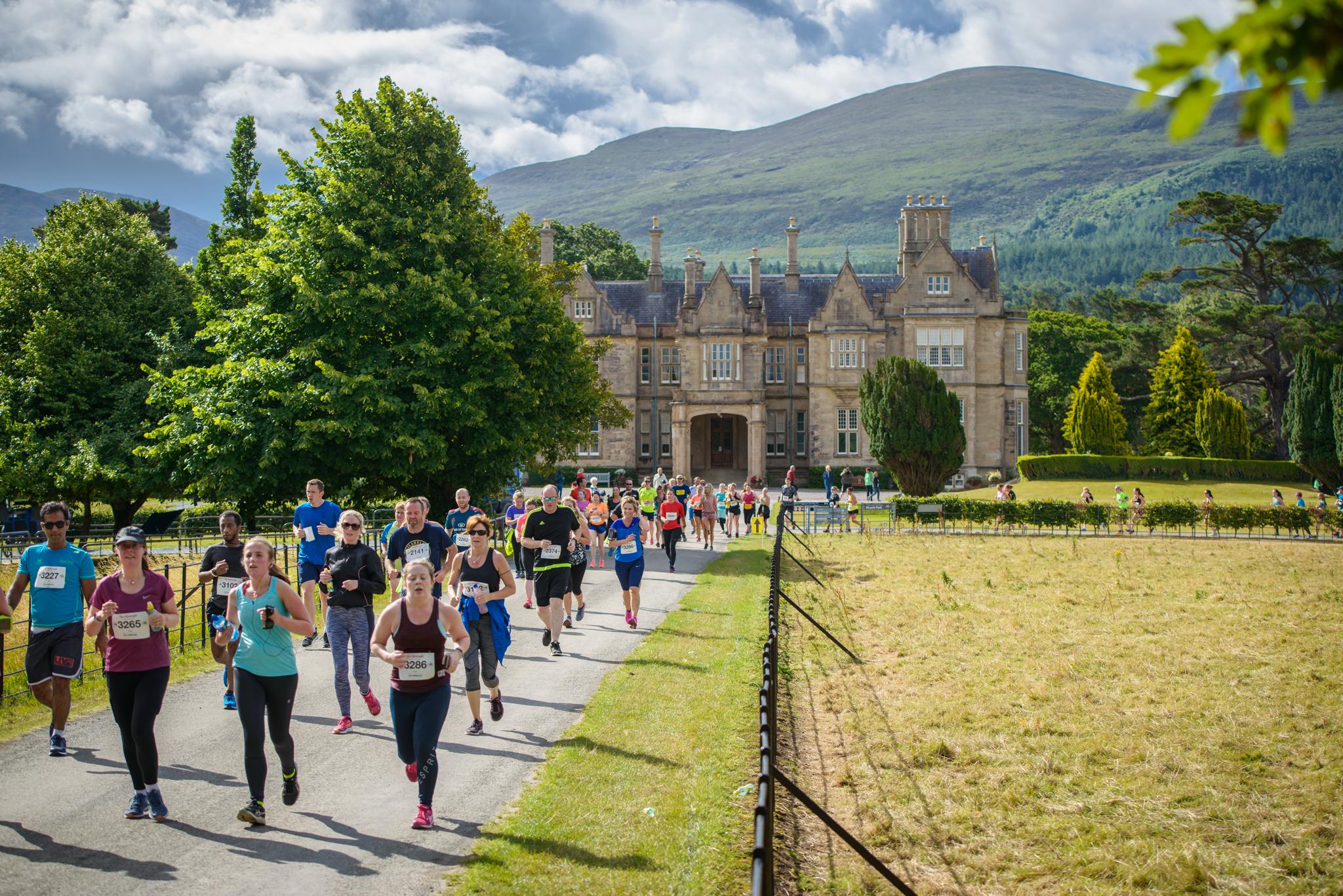 Killarney Half Marathon at Muckross