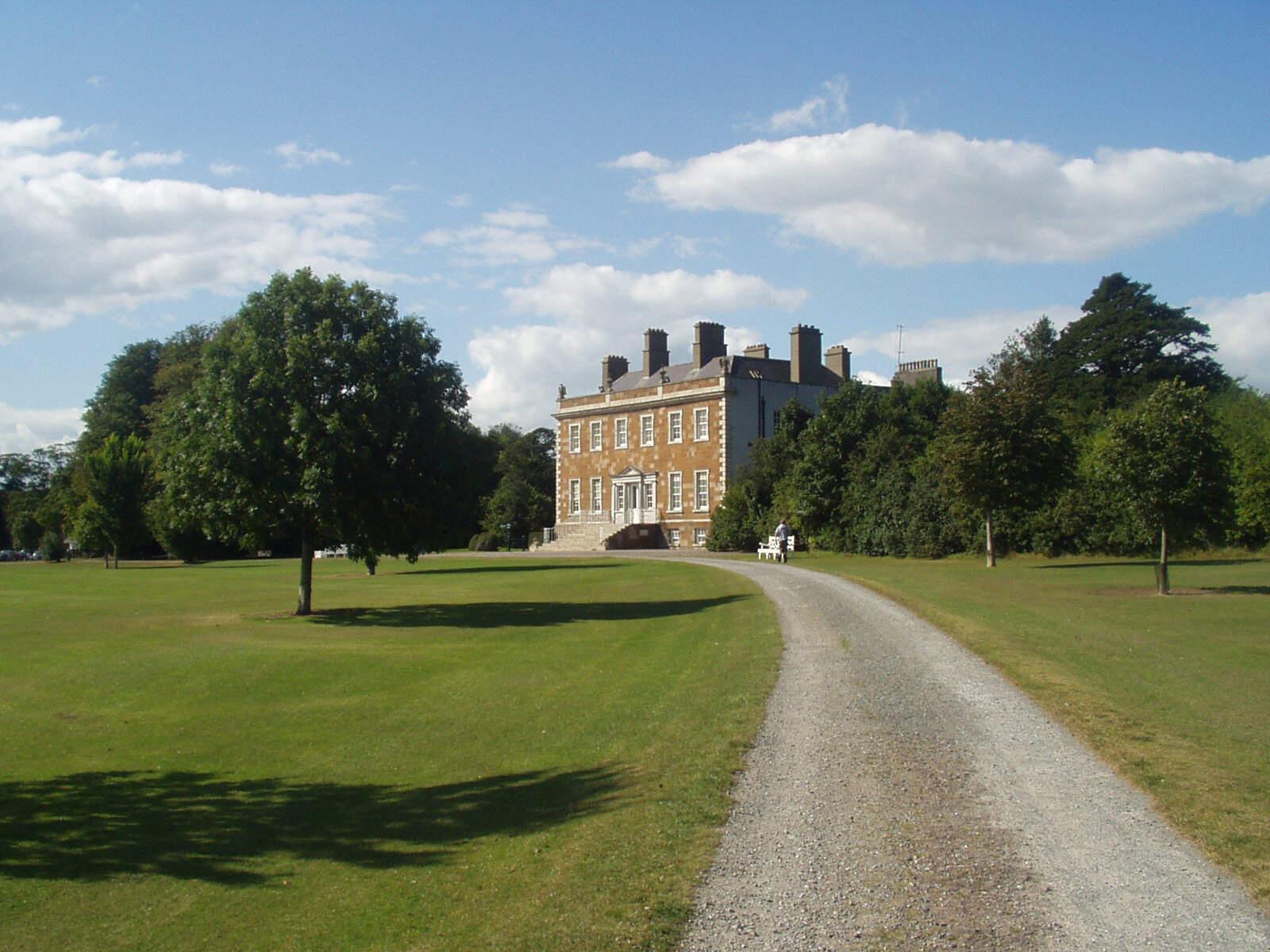 Newbridge House in Donabate