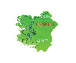 Travel guide of Ireland's province of Connaught (Connacht) including Galway, Sligo and Connemara