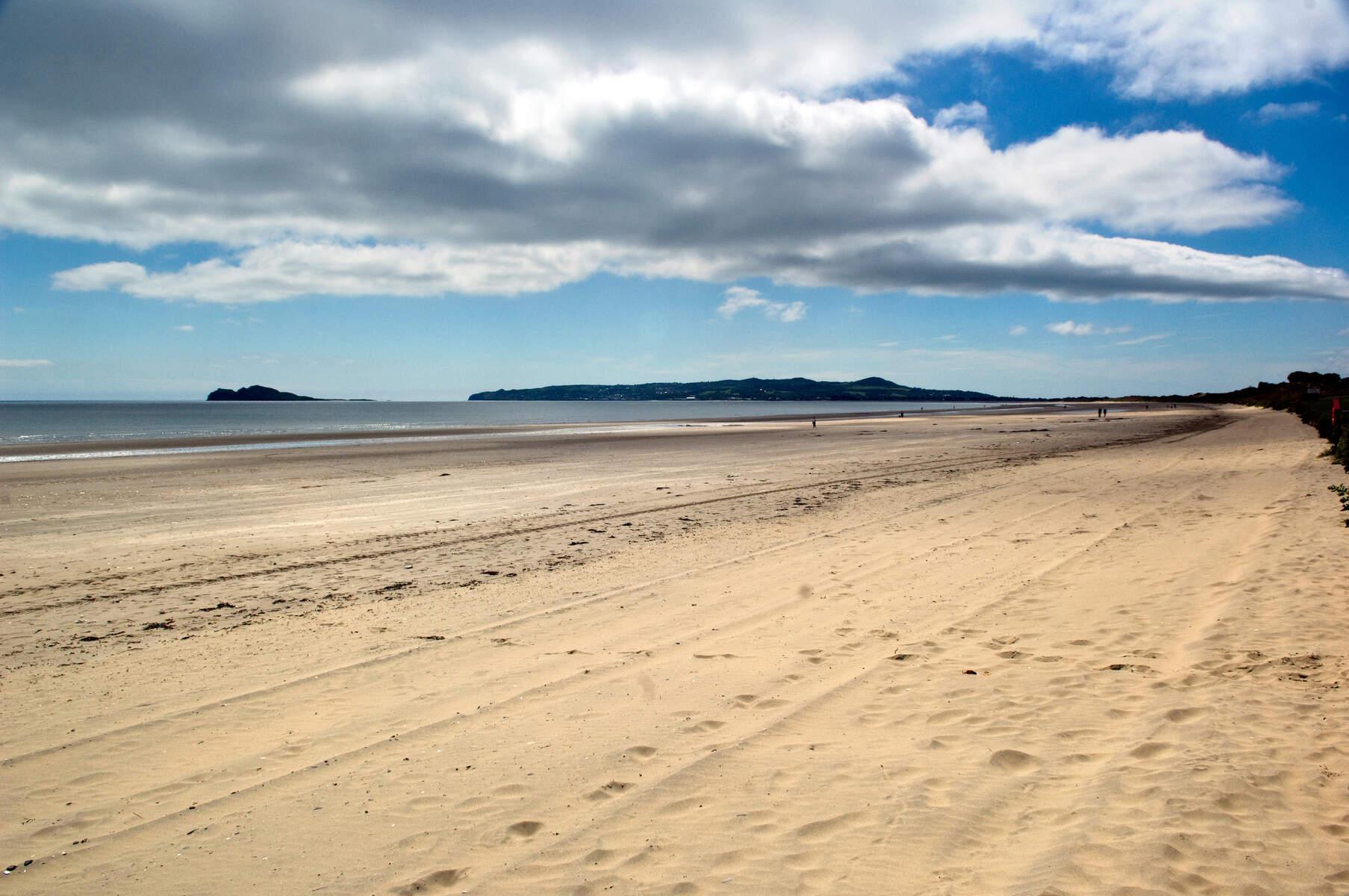 Portmarnock Beach - Velvet Strand