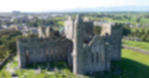 hilltop citadel of Cashel
