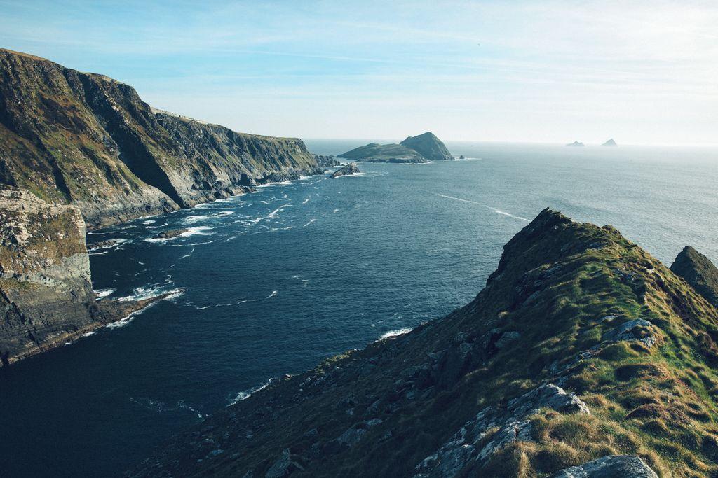 Skellig Islands off Ring of Kerry
