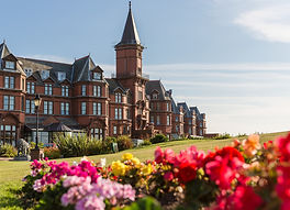 Slieve Donard Hotel in Newcastle, County Down