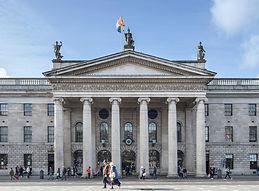 the GPO on Dublin's O'Connell Street