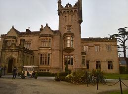 5-star Solis Lough Eske Hotel