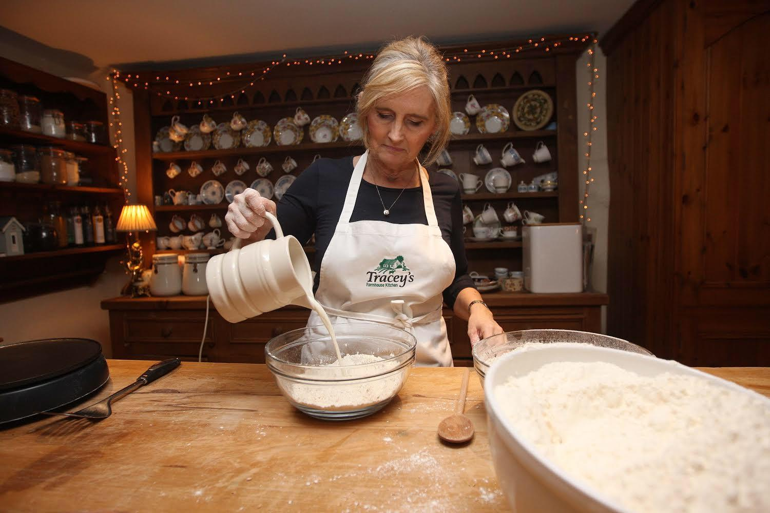 Tracey Jeffery of NI Food Tours