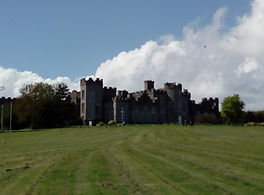 Ardgillan Castle and lawns