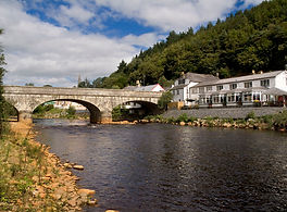 Bridge at Avoca over the River Avoca