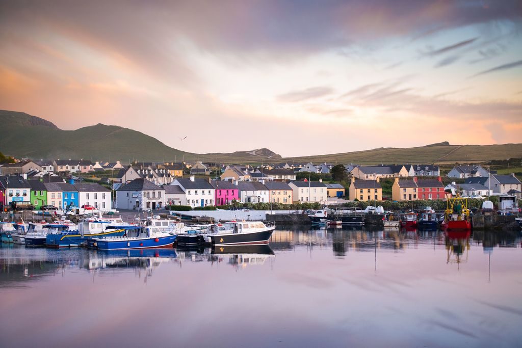 Portmagee, Ring of Kerry