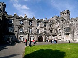 Entrance to Kilkenny Castle