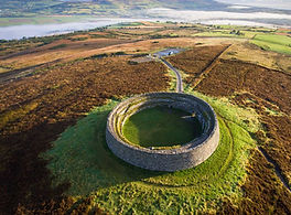 Grianan of Aileach and Inishowen Peninsula