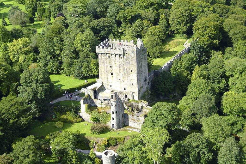 Blarney Castle main structure